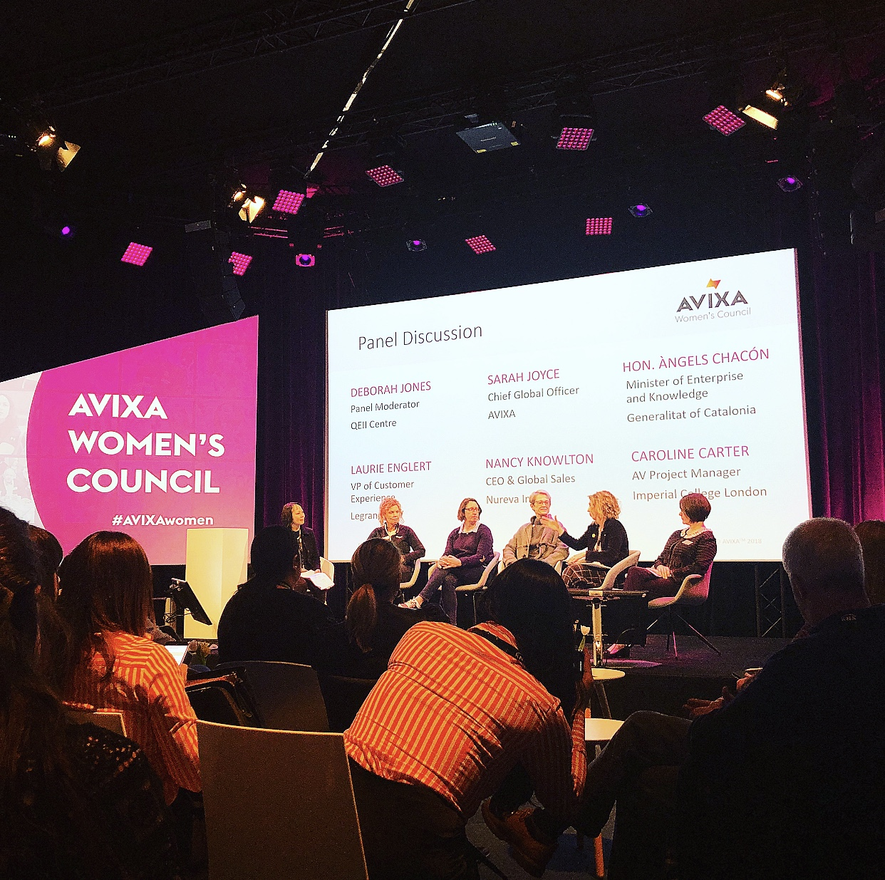 Women in AV: Unconscious Biases, Mentorship and Being a Total Badass